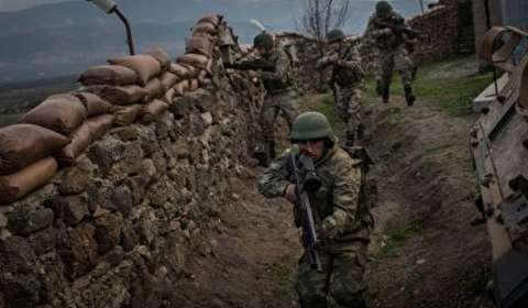 """""""PKK"""" يعلن مقتل 18 جنديا تركيا بمواجهات مسلحة شمال اربيل"""