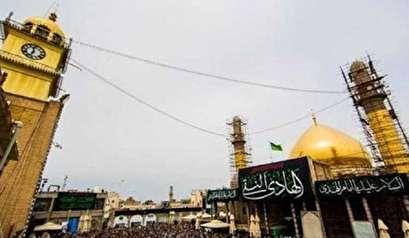 احباط مخطط ارهابي لاستهداف زائري الامام علي الهادي (ع) في سامراء