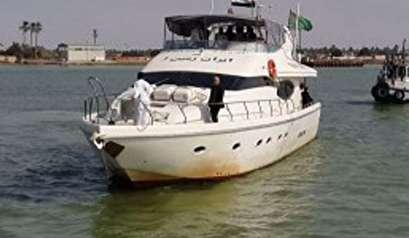 انطلاق اول رحلة تجريبية للنقل البحري بين العراق و ايران