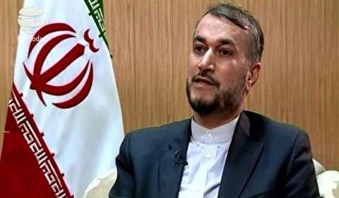 اميرعبداللهيان : تسوية ازمات المنطقة رهن بوقف التدخل الاجنبي