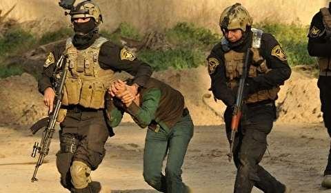 """الاستخبارات العسكرية العراقية تلقي القبض على عنصرين بـ""""داعش"""""""
