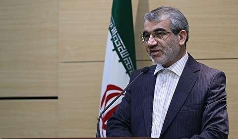 المتحدث بإسم مجلس صيانة الدستور: معارضو الشعب الايراني يتلقون الدعم من مصدر واحد