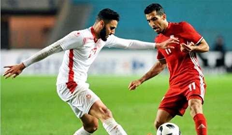 """ايران تخسر امام تونس بـ """" نيران صديقة"""""""