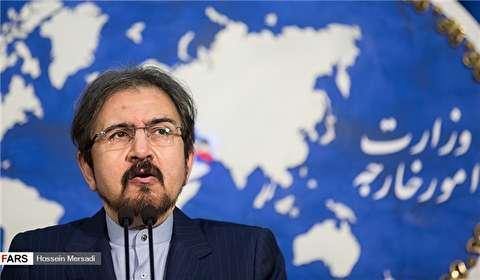 قاسمي: اميركا لن تتمكن من اعاقة التطور العلمي للشعب الايراني