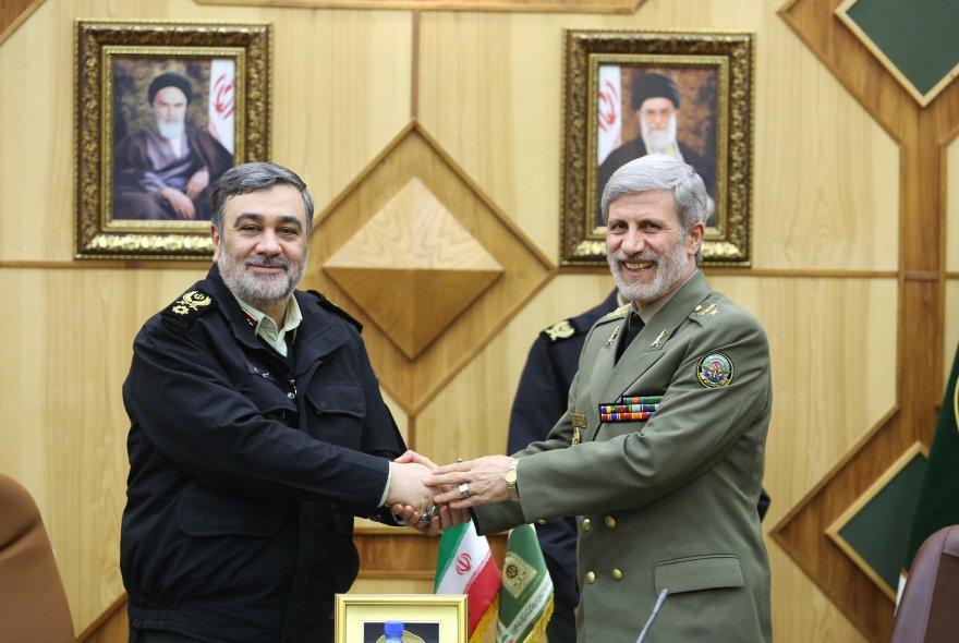 اللواء أمير حاتمي: وزارة الدفاع تدعم قوي الأمن الداخلي في تنفيذ مهامها