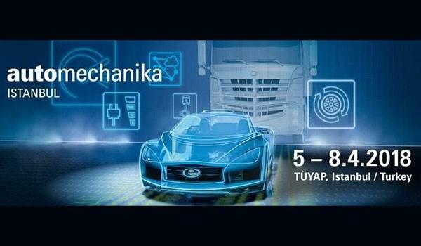 مجمع ايران خودرو الصناعي يشارك في معرض أوتوميكانيكا في اسطنبول
