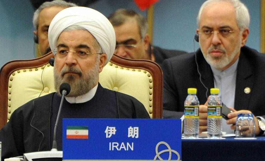 الرئيس روحاني: الحظر الأمريكي يخلّ بالتجارة الدولية