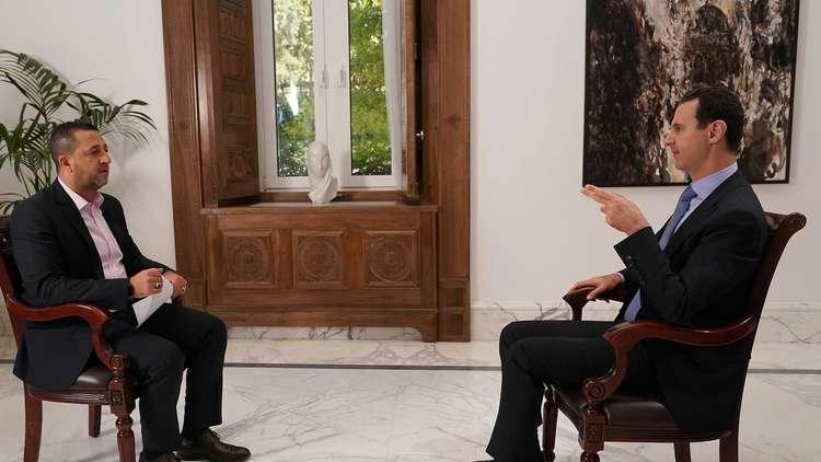 بشار الاسد: العلاقة السورية الإيرانية هي علاقة استراتيجية لا تخضع للتسوية