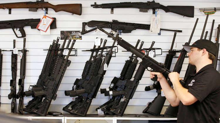 دراسة تكشف كمية الأسلحة الضخمة التي بحوزة الشعب الأمريكي