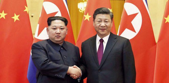 كوريا الشمالية والصين تبحثان