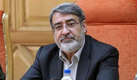 وزير الداخلية الايراني: امریكا هي المصدر الرئيسي لتمويل الارهابيين