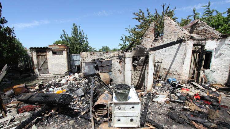 الأمم المتحدة: مقتل أكثر من 3 آلاف مدني منذ اندلاع النزاع في الدونباس