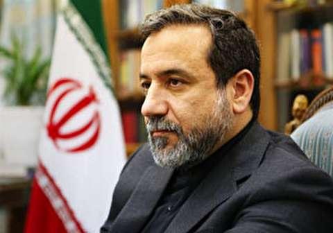 مساعد وزير الخارجية الايراني يحتج على تواجد المنافقين في فرنسا