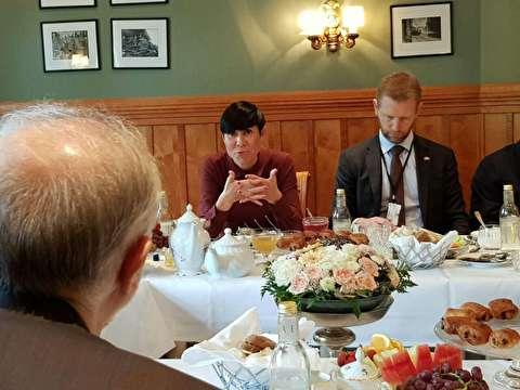 وزيرة خارجية النرويج تؤكد ستمرار دعم بلادها للاتفاق النووي