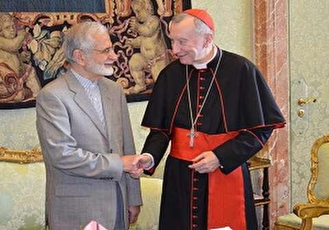 خرازي يؤكد دعم الفاتيكان للإتفاق النووي