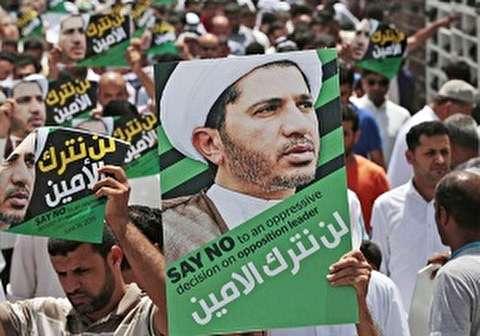 براءة زعيم المعارضة البحرينية الشيخ علي سلمان من تهم التخابر مع قطر
