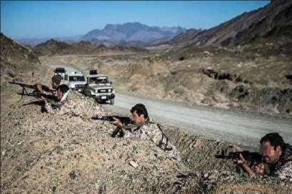 قائد حرس الحدود يشرح تفاصيل الاشتباك المسلح جنوب شرق ايران