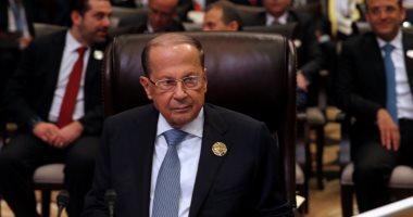 الرئيس اللبنانى: سأدافع عن العيش المشترك وسأسعى لحكومة تعكس رغبات الشعب