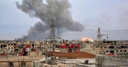 روسيا: العثور على 40 طنا مواد سامة بالمناطق المحررة من المسلحين فى سوريا