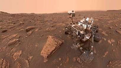 ناسا: عاصفة ترابية تجتاح كوكب المريخ بأكمله