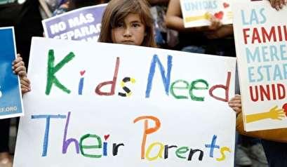 الامم المتحدة تدعو اميركا الى ايقاف اعتقال اطفال المهاجرين