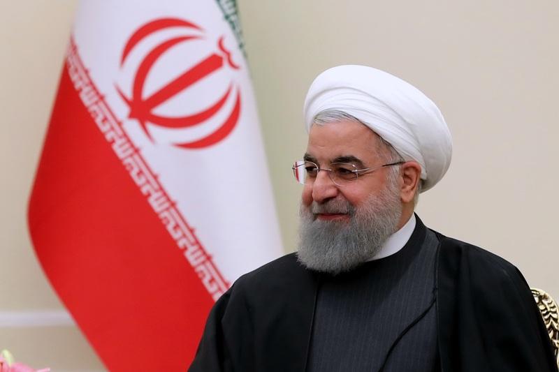 الرئيس روحاني: قاتلتم لتحقيق احلام شعب عظيم
