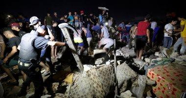 مقتل 18 شخصا وإصابة أكثر من 90 آخرين فى تفجير بغداد