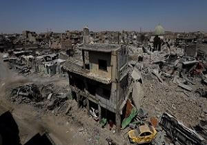8 ملايين طن من المخلفات المتفجرة تجعل الموصل العراقية قنبلة موقوتة