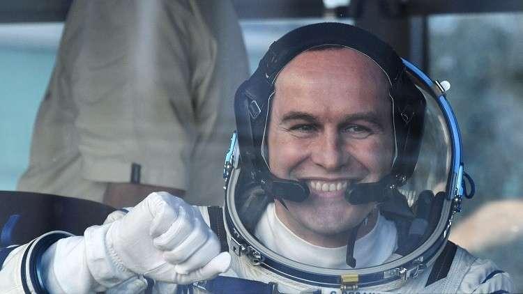 رائد الفضاء سيرغي ريازانسكي: قيادة الطاقم عِلم مستقل