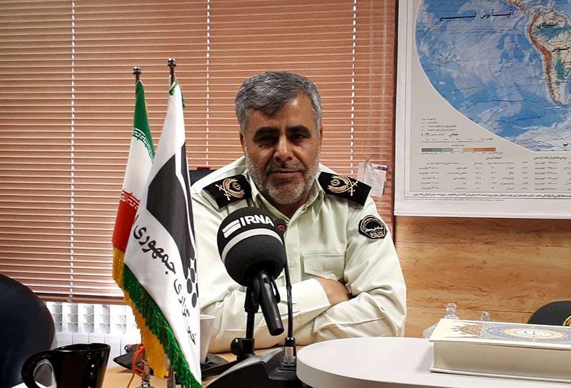 تفكيك خلية إجرامية رئيسية في محافظة سيستان وبلوشستان جنوب شرقي البلاد