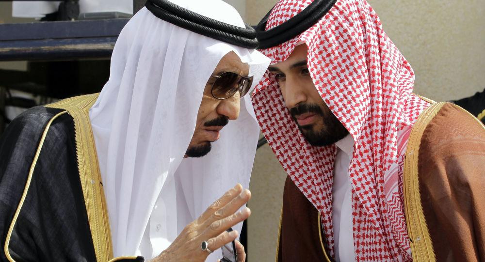 لقاءان للملك سلمان وولي عهده مع الوزير البريطاني... هذا ما حدث