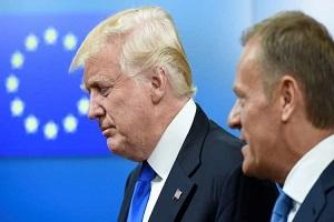 بروكسل لترامب: احترم حلفاءك!