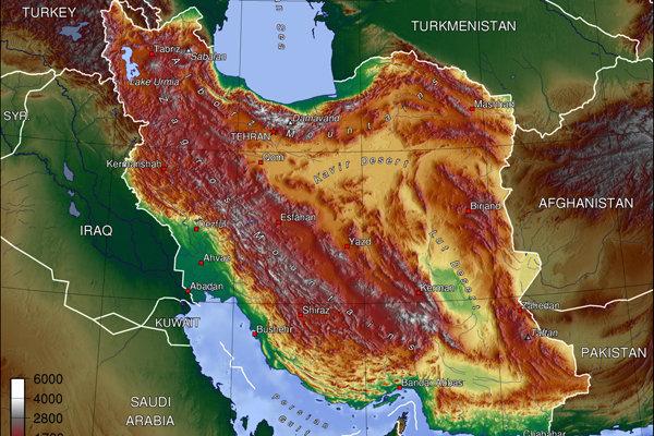 إيران ثالث عشر أقوى دولة في العالم