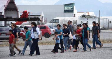 واشنطن ترحل 106 مهاجرين غير شرعيين إلى جواتيمالا