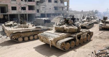 الجيش السورى يضبط مضادات دبابات فرنسية فى درعا