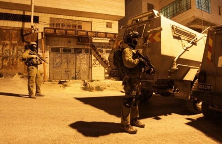 حملة اعتقالات ومصادرة أموال في الضفة الغربية المحتلة