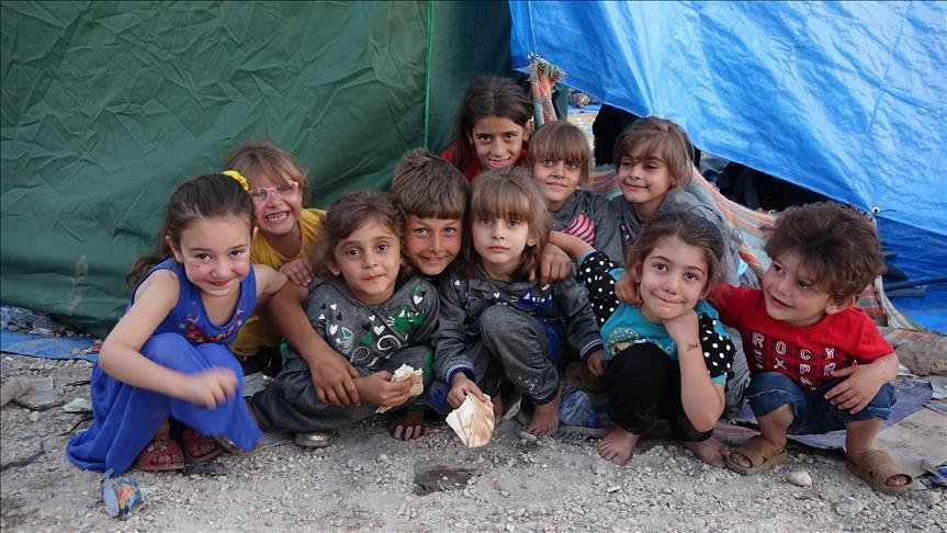 مركز حقوقي دولي: الأطفال اللاجئون عرضة للعنف في أوروبا