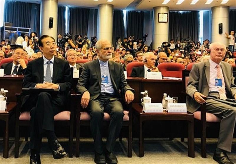 انعقاد ملتقي السلام العالمي بحضور إيران في بكين
