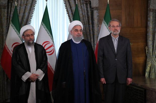 الرئيس روحاني: البلاد ستشهد تطوراً إيجابياً في مجال التوظيف