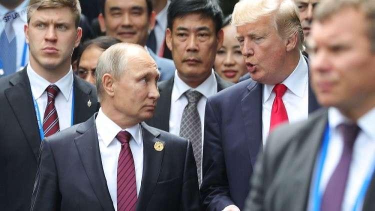 ترامب: من الأفضل لأمريكا وبريطانيا التوافق والتفاهم مع روسيا