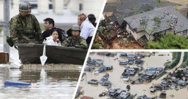 مصرع 5 أشخاص ونقل 1500 آخرين للمستشفى جراء موجة حر تجتاح اليابان