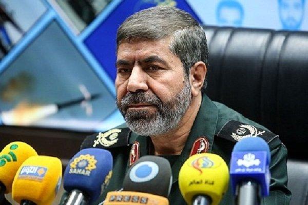 العميد شريف: جولات الحرس الثوري التفقدية في الخليج الفارسي لم تتغير أبداً