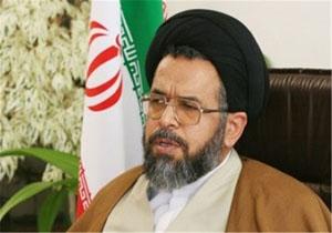 وزير الامن الايراني: الرئيس الامریكي لا يستحق التفاوض معه