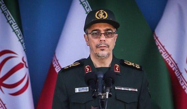 الاركان الايرانية: نسعى لتصنيع منتوجات عسكرية مشتركة مع باكستان
