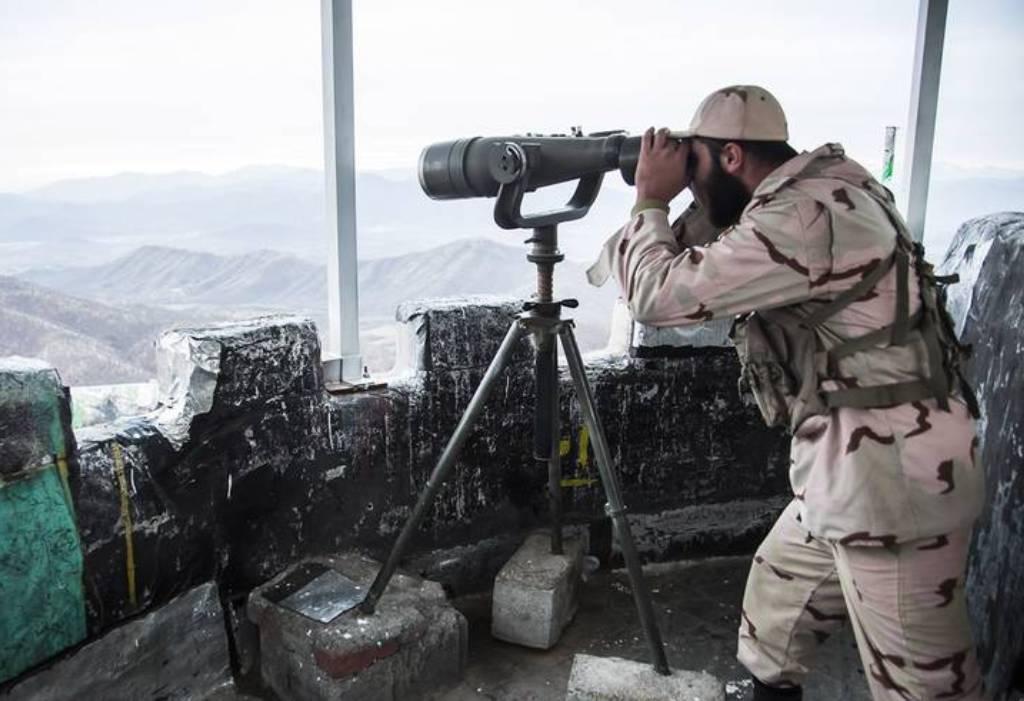 مصدر مسؤول: استشهاد جندي من قوات حرس الحدود الايراني جنوب شرقي البلاد