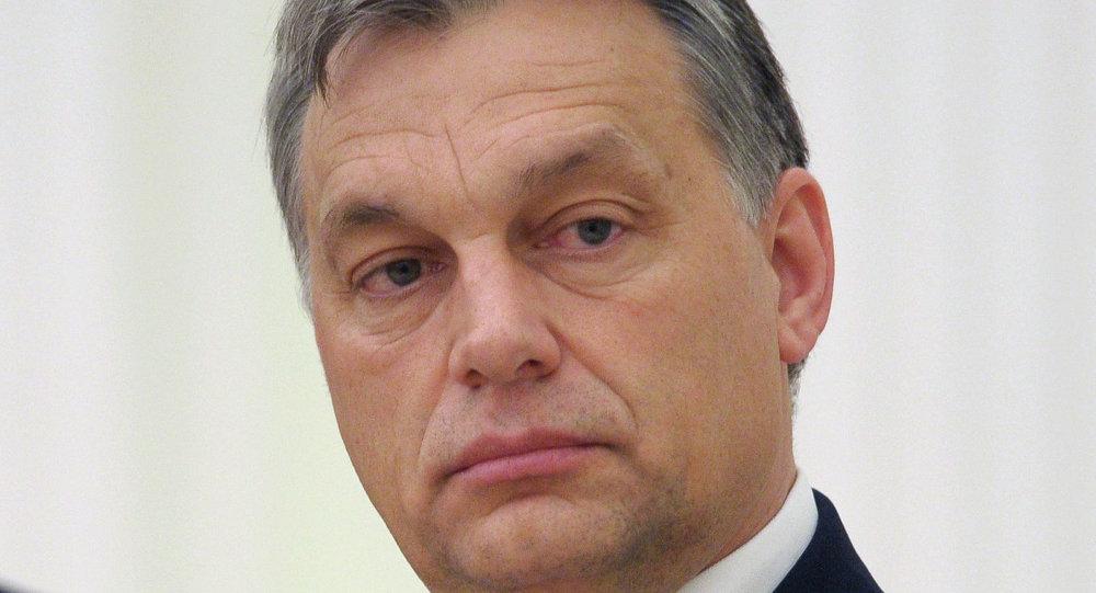 رئيس وزراء المجر يصل إلى إسرائيل والمعارضة تحتج على مواقفه