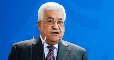 الرئيس الفلسطينى يلتقى مبعوث الأمين العام للأمم المتحدة فى الشرق الأوسط