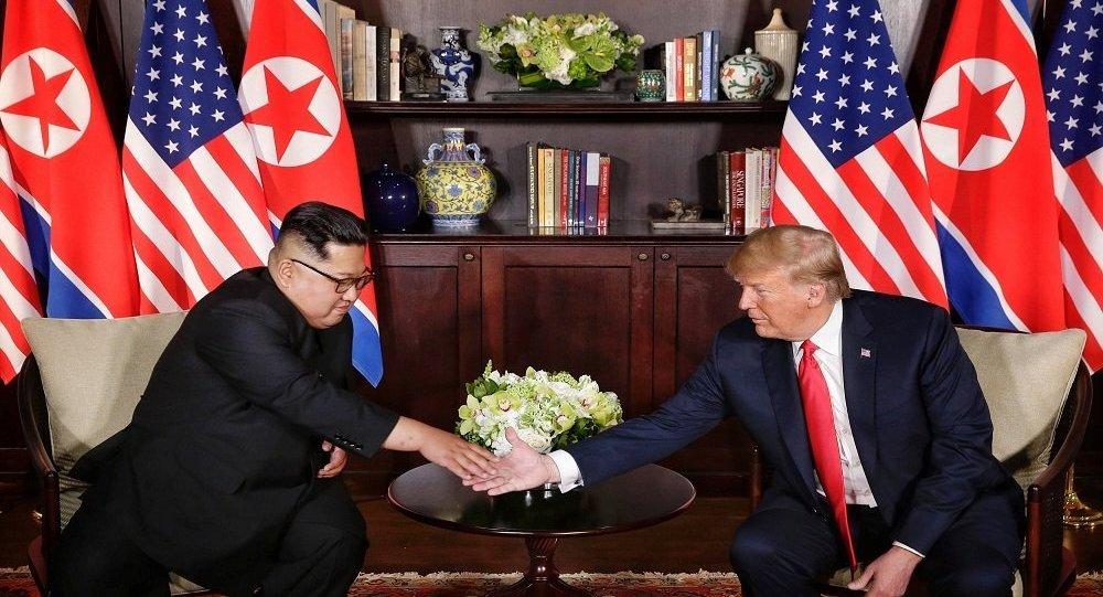 لأول مرة اجتماع بين ممثلي أمريكا وكوريا الشمالية