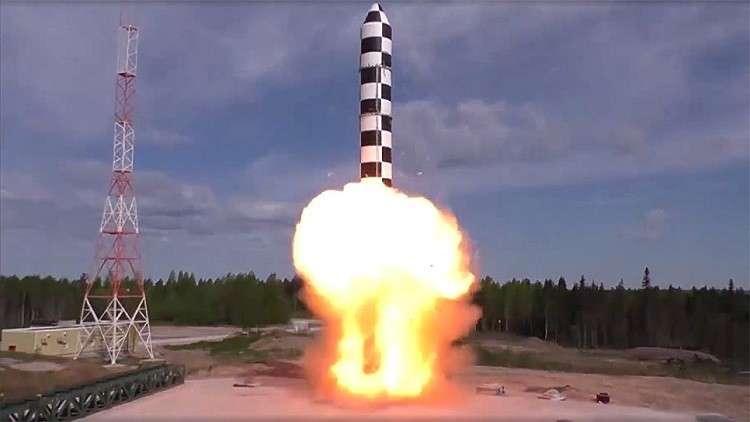 الأسلحة النووية الروسية أشد من الأمريكية ببضعة أمثالها