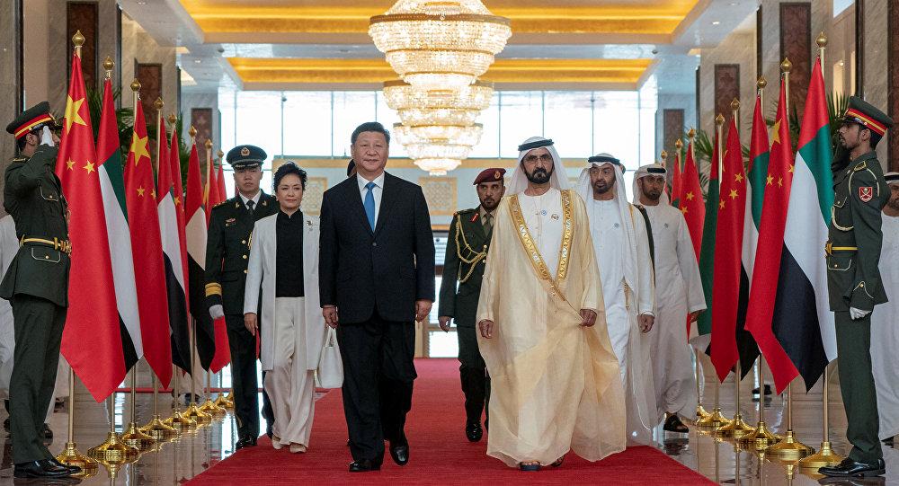 الصين والإمارات مستعدتان لإنشاء آلية للتعاون العسكري والنووي